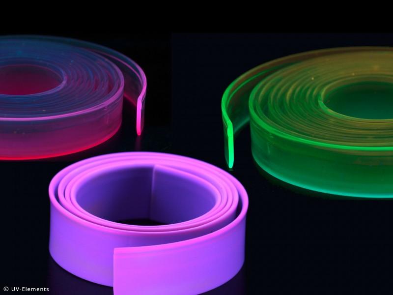 pvc leuchtband 25mm breit 1m 0424 0. Black Bedroom Furniture Sets. Home Design Ideas
