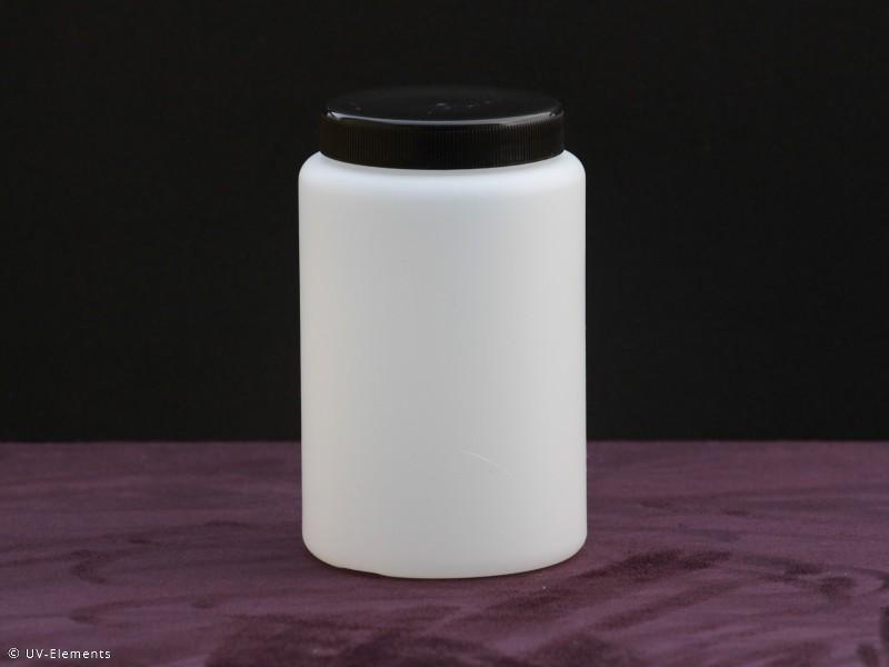 kunststoffdose 500ml natur 1 stk schraubdosen leerdosen plastikdosen ebay. Black Bedroom Furniture Sets. Home Design Ideas